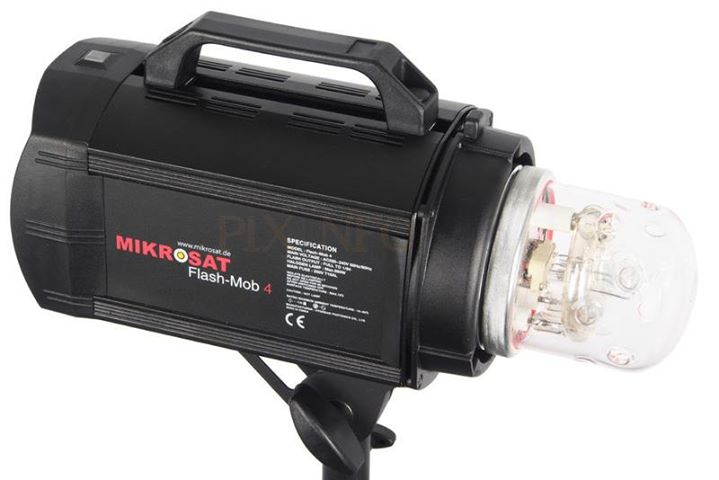 Mikrosat Flash-Mob 6 (600Ws)