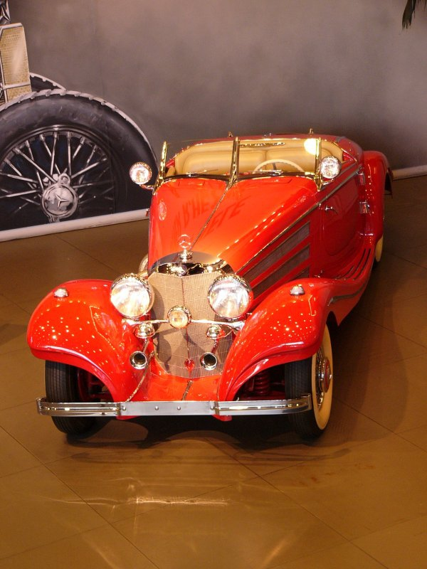 Mercedes-Benz Special-Roadster