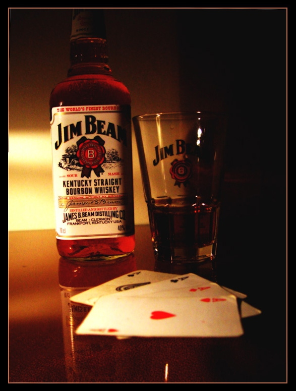 Jim Beam - You play,we drink